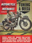 MOTORCYCLE MECHANICS - MOTORCYCLE MAGAZINE - MARCH 1966 - M2100